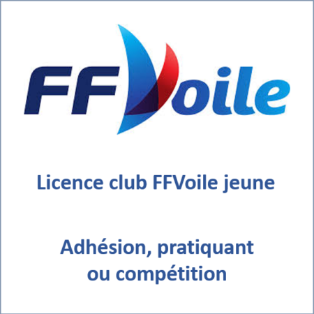 Licence Club Jeune FFVoile