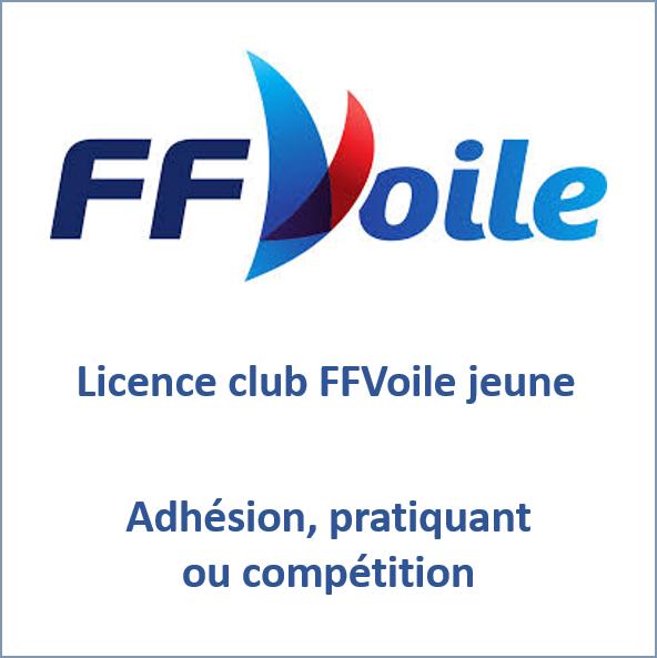 Licence Club Jeune FFVoile