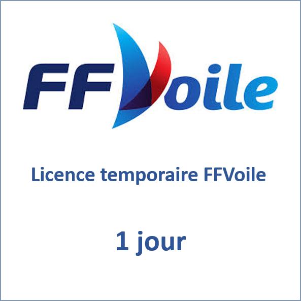 Licence temporaire 1 jour FFVoile