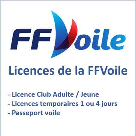 Licences FFV