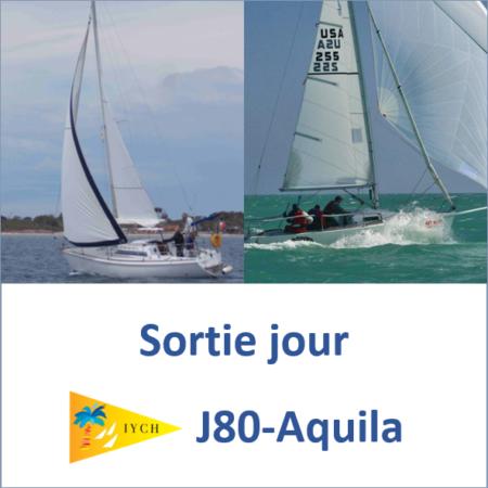 Sortie journalière J80 ou Aquila
